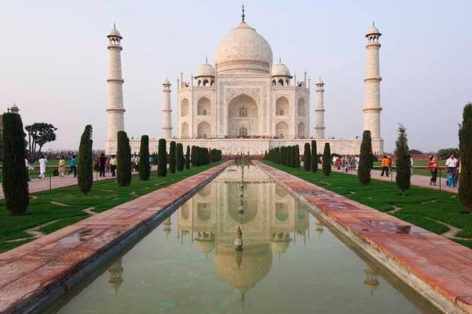 Full Day Trip to Agra from Delhi