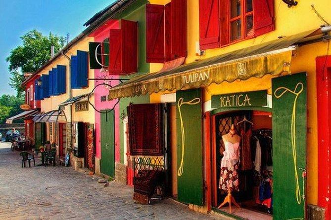 From Budapest: Szentendre Half Day Sightseeing Trip