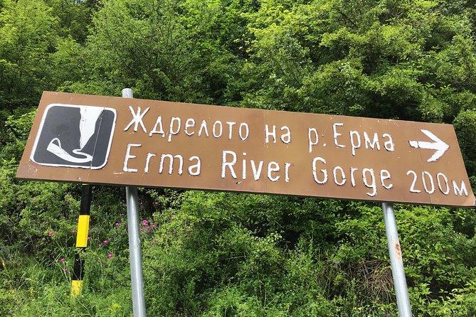 Erma Gorge, The Museum of Yogurt and Santa Petka Chapel