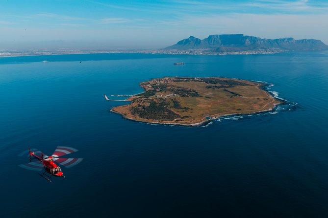 Tour panoramique de Robben Island
