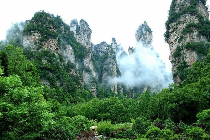 Zhangjiajie National Park Private Day Tour