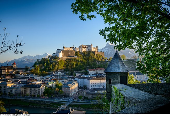 Welcome to Salzburg: 48-Hour Salzburg Card, Mozart City Tour
