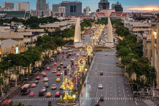 Bangkok Tuk Tuk City Safari Tour with Guide