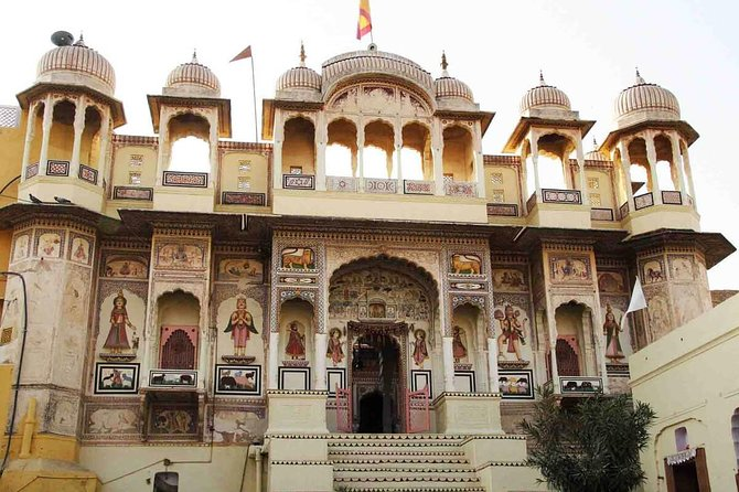 From Delhi: 6-Days Golden Triangle Tour with Mandawa