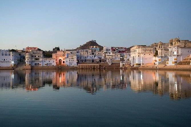 Private Custom Tour: Pushkar Sightseeing with Guide