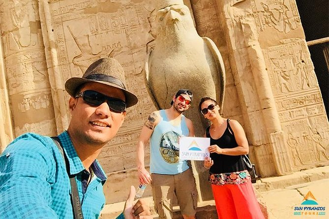 Visit Edfu, Kom Ombo Temples From Aswan photo 3