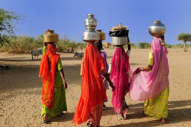 Private 10 Days Rustic Rajasthan With Taj Mahal & Wildlife Tour