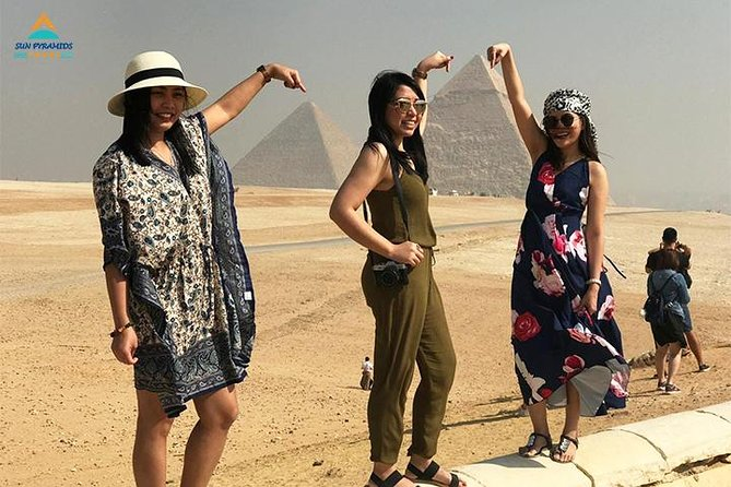 Package 12 Day 11 Night to Pyramids, luxur, Aswan & Sharm El Sheikh