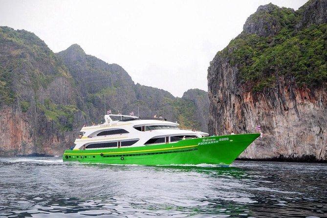 Koh Phi Phi to Phuket by Express Boat