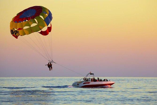 Parasailing - Hurghada