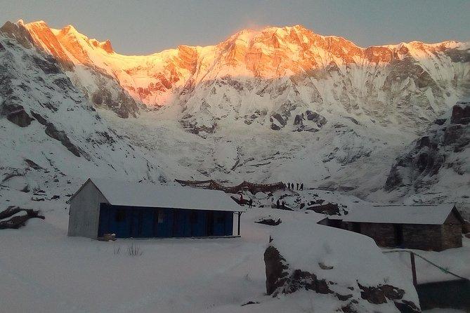 Annapurna Ghandruk village Trek