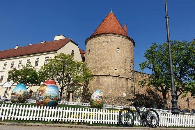 Zagreb E-bike Tour