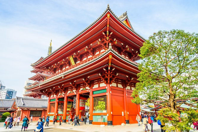 Guided tour of Asakusa