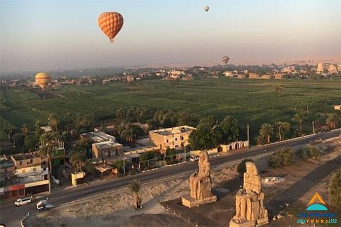 TripHot Air Balloon Ride in Luxor, Egypt