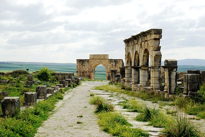Meknes and Volubilis Day Tour from Fez with Private Transfer & Guide