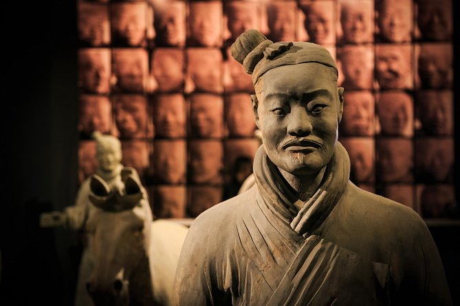 Two Days Private Heritage Tour to Xi'an from Shanghai via Air