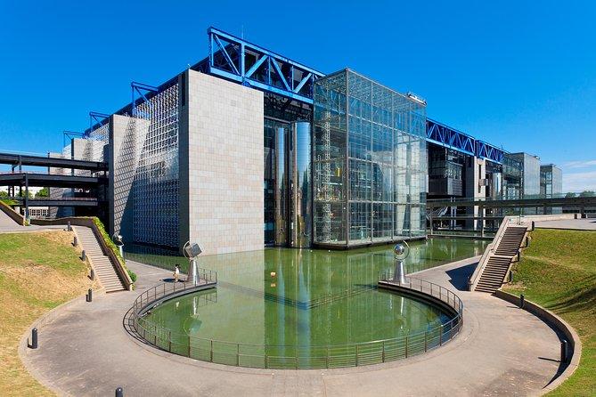 Billet d'entrée pour la Cité des sciences et de l'industrie