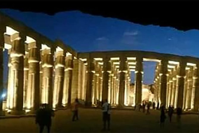 Sound and Light Show at Karnak Temple photo 3