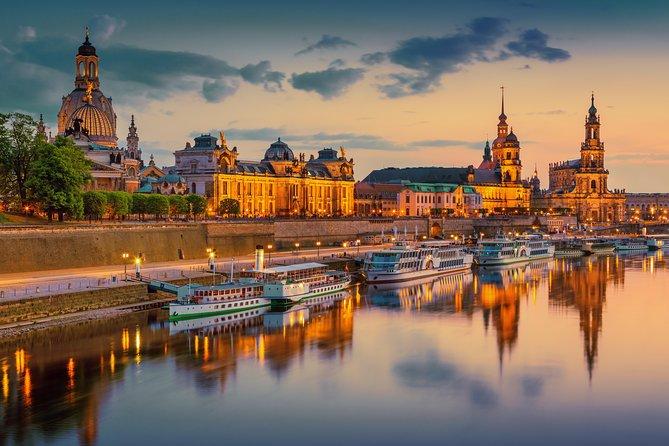 The Best Of Saxon Switzerland From Prague: Bastei Bridge & Dresden City