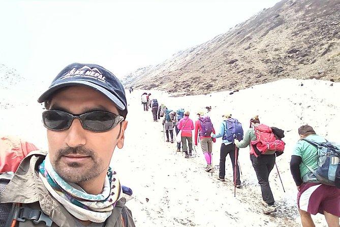 Annapurna Base Camp/ Sanctuary Trek via Poon Hill