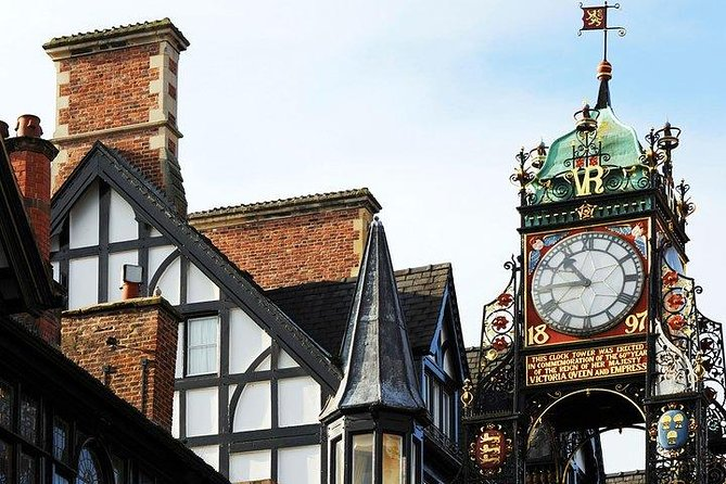 The Ancient and Medieval City of Chester and Panoramic Liverpool Shore Excursion