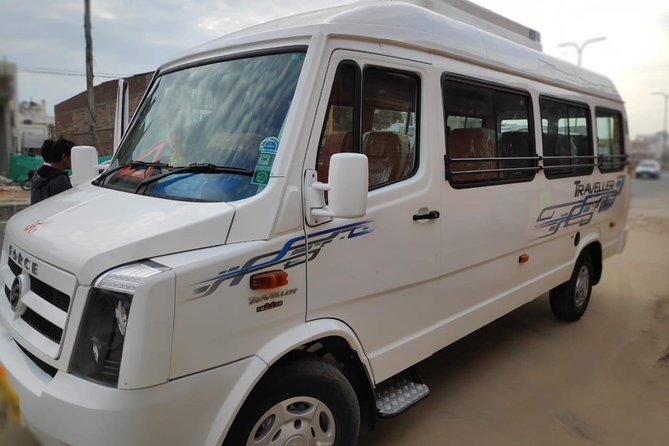 Private Tempo Traveller for Jaipur to Ranthambore Visit
