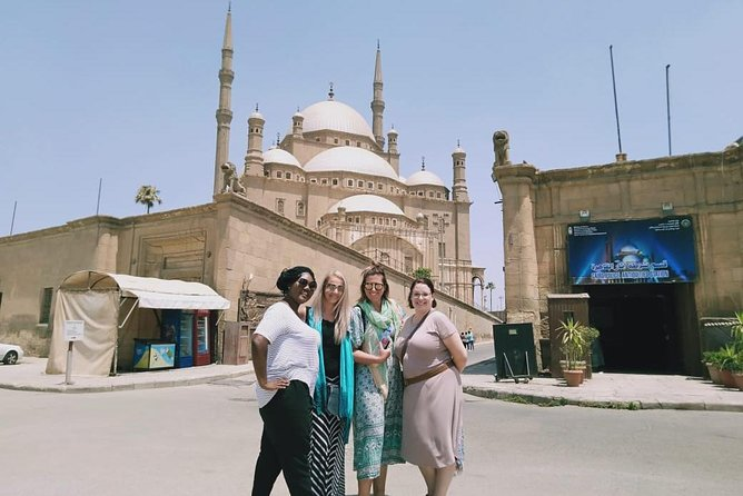 guided full-day Egyptian Museum ,Citadel ,Coptic Cairo from Cairo or Giza hotel