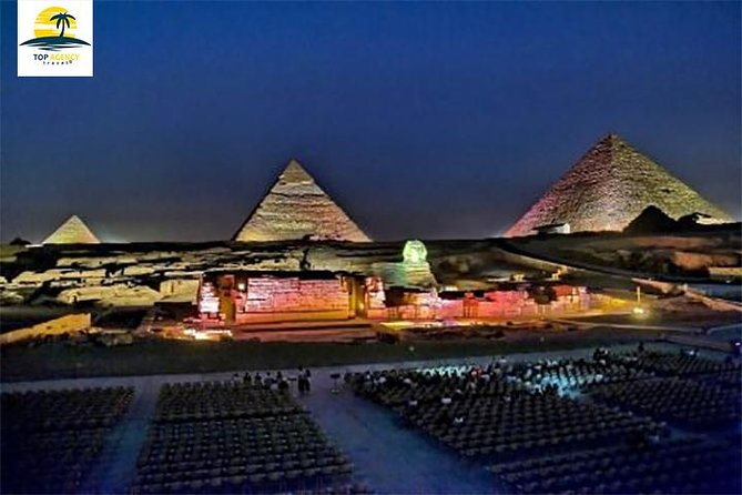 Sound and Light Show at the Pyramids tour in a day photo 2