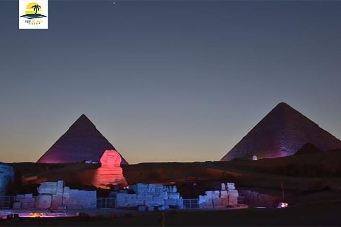 Sound and Light Show at the Pyramids tour in a day photo 4