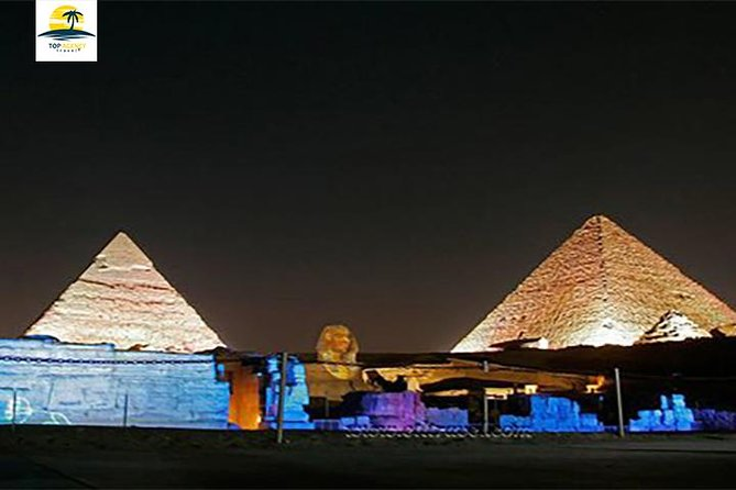 Sound and Light Show at the Pyramids tour in a day photo 3