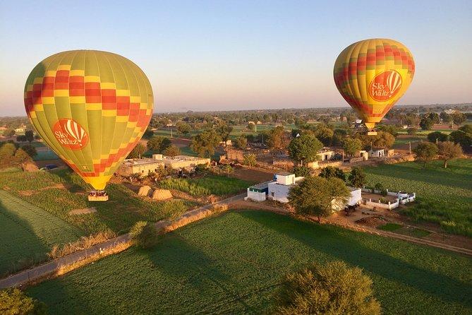 Hot Air Balloon Flight - Jaipur