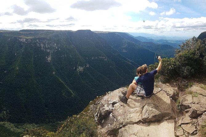 Canyons Itaimbezinho, Fortaleza e mais: Tour Privativo partindo de Porto Alegre