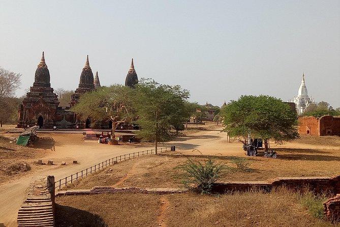 Explore Bagan by E-Bike