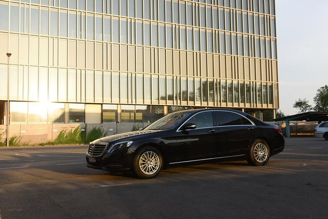 Private transfer from St. Moritz to Zurich Airport