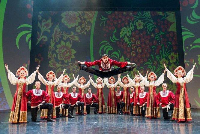 Skip-the-line Russia in Fairytales Folk Show Ticket in St Petersburg