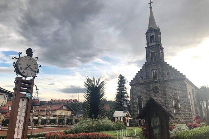 City Tour Privativo Nova Petrópolis,Gramado e Canela - P/ Grupos - Saindo de Poa