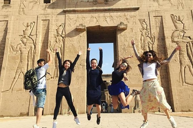 Visit Edfu, Kom Ombo Temples From Aswan photo 1