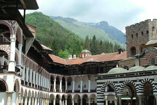 Sofia to Rila Monastery Morning tour