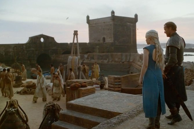 Games of Thrones Instagram tour in Essaouira