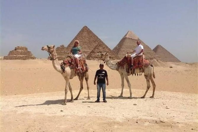 Cairo One Day From Hurghada