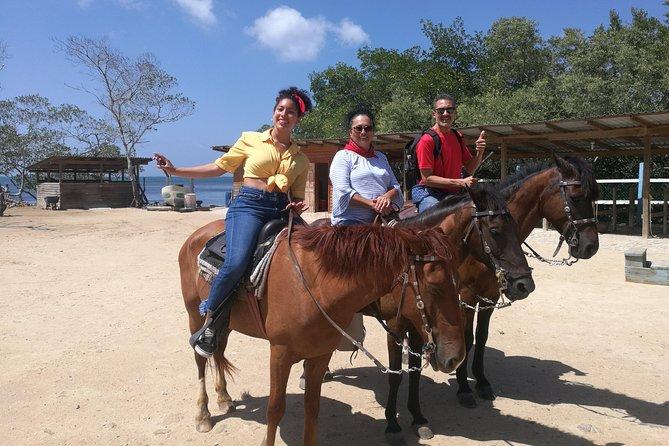 Horseback Riding & West Bay Beach