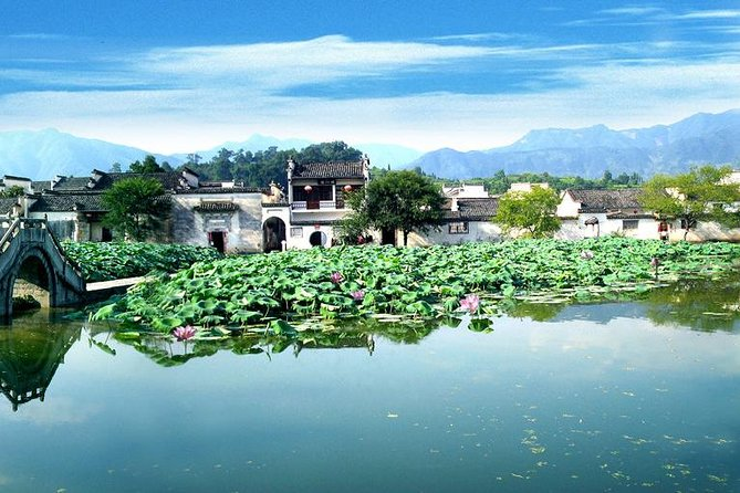 Private tour to Hongcun village and Tunxi old town with Lunch from Huangshan photo 2