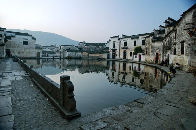 Private tour to Hongcun village and Tunxi old town with Lunch from Huangshan photo 11