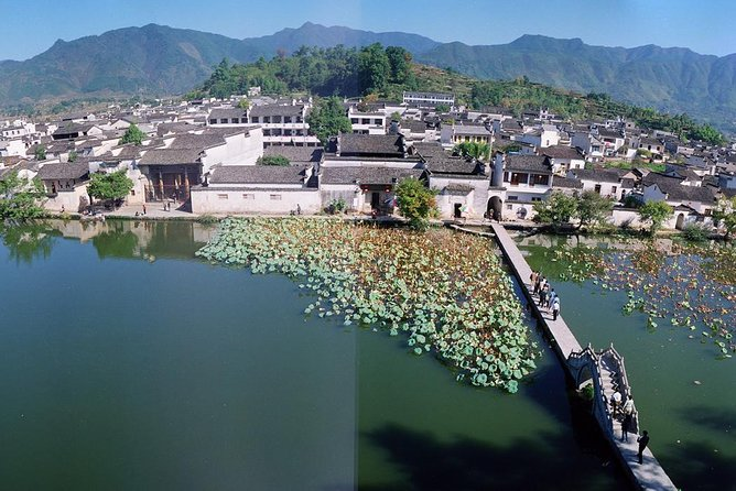 Private tour to Hongcun village and Tunxi old town with Lunch from Huangshan photo 9