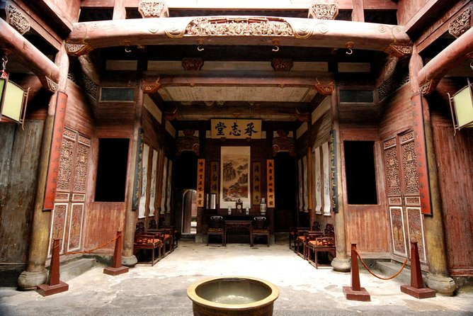 Private tour to Hongcun village and Tunxi old town with Lunch from Huangshan photo 8