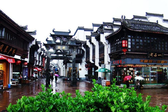 Private tour to Hongcun village and Tunxi old town with Lunch from Huangshan photo 3