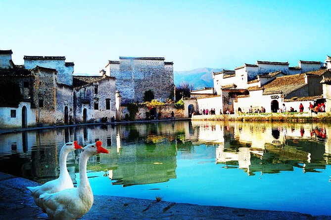 Private tour to Hongcun village and Tunxi old town with Lunch from Huangshan photo 7