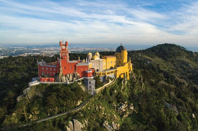 Private tour to Sintra and Cascais
