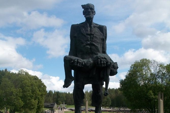 Khatyn - Stalin Line - Minsk sightseeing. 1 day private tour.