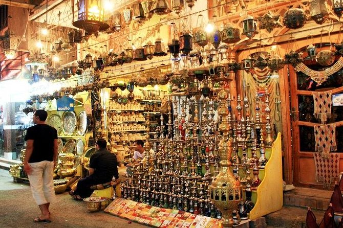 Night City Tour & Shopping - Hurghada